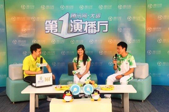 实录:志愿者做客大话大运 畅谈深圳美食水果