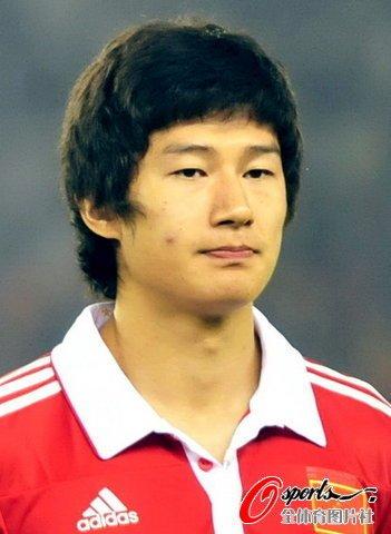 中国国家队球员于海