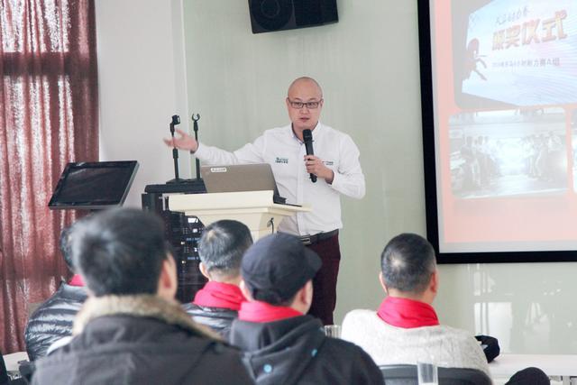 天马赛车场总经理王笑:赛车场是特殊体育馆