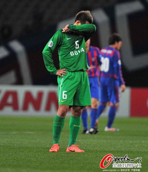 最大比分输球!北京客场0-3东京 出线仅剩理论