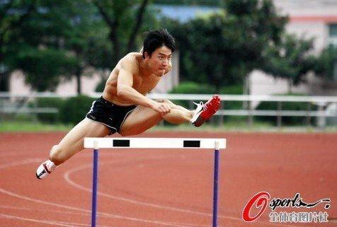 刘翔:一直很有信心 亚运跑进13秒30没问题