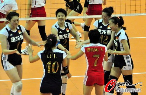 亚洲杯中国女排3-0日本 挺进决赛与泰国争冠