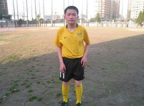 校园足球希望之星杭州教科院实验小学刘敏杰