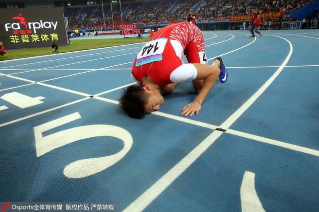 【不说再见】张培萌:未破10留遗憾 做真实的自己