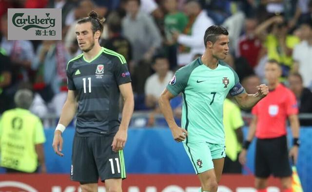 欧洲杯-葡萄牙2-0威尔士进决赛 C罗传射建功