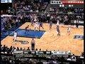 视频:雷霆vs魔术 霍华德挡拆后撤步接球扣篮