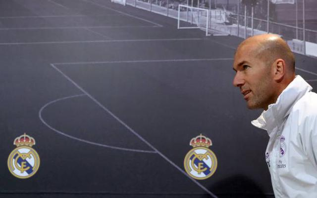Zizou: criticism does not have to accept is not the end of the king's cup exit