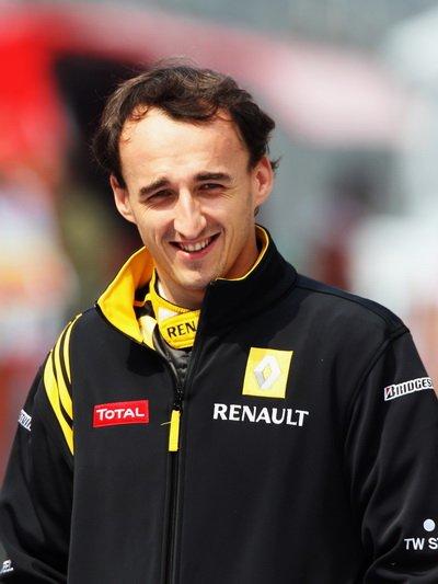 F1年终总结之库比卡——波兰人证明自身价值