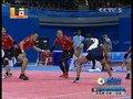 视频:卡巴迪男子半决赛 印度VS日本全程