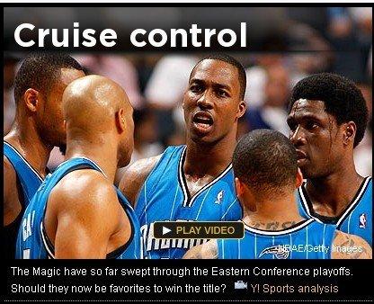 Yahoo:魔术必夺取冠军?勿学骑士重蹈覆辙