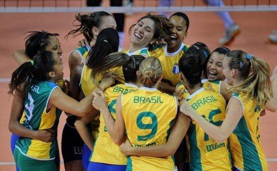 巴西女排主帅:冠军队伍只是四队 无国家队员