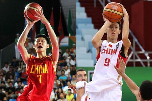 国青男篮双核新赛季将战CBA 17岁已获NBA关注