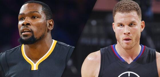ESPN:勇士比快船强一档 KD库里保罗难获MVP