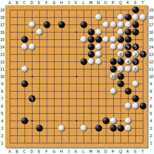 围棋史争棋故事:两派相争 一代英才喋血棋盘