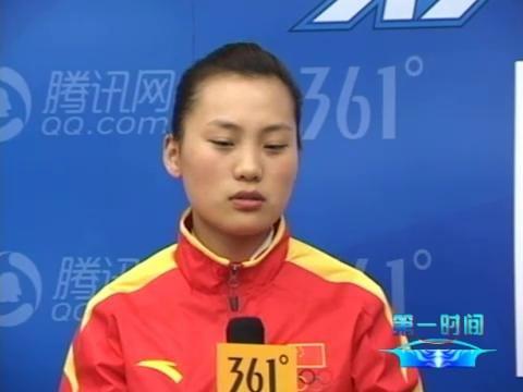 第一时间第19期:8球冠军刘莎莎做客第一时间