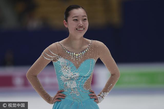 芬兰杯女单赵子荃仅十六名 法冰舞摔倒仍夺冠