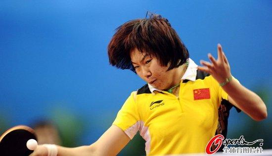 女乒十进亚运决赛九次夺冠 广岛成为唯一例外