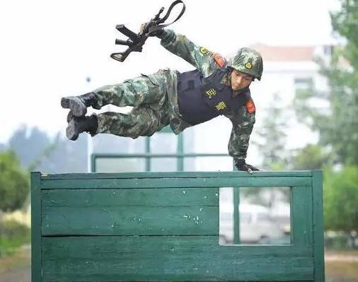 40余暴恐分子曾集训欲破坏08奥运 被武警抓获