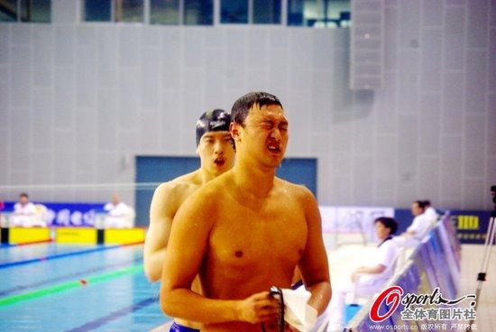 冠军赛200蝶焦刘洋刘子歌过关 100自张琳出局