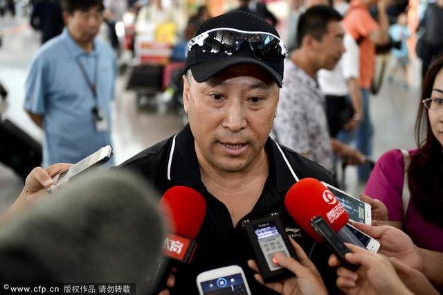 李永波:重塑谌龙信心和打法 他是林丹接班人