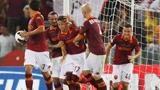 视频集锦:罗马开局不利 2-2勉强战平卡塔尼亚