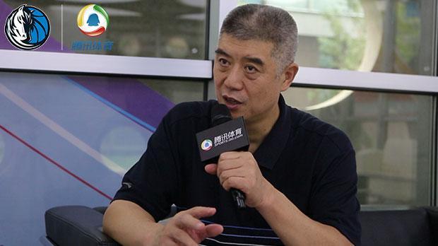 """专访徐济成: 建议改叫""""良驹"""""""