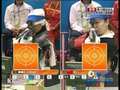 视频:女子50米步枪三姿决赛 7枪过后中国选手优势明显