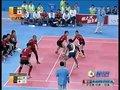 视频:卡巴迪半决赛 印度队反应快速27-9