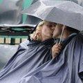 """组图:""""天王""""大战法拉 天公不作美下起大雨"""