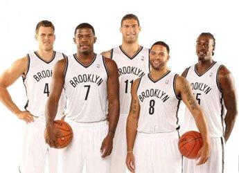 布鲁克林篮网:巨金重组,豪门新势力