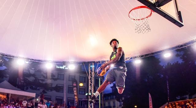 两职业扣将参战 宣布参加FIBA3X3大师赛总决赛