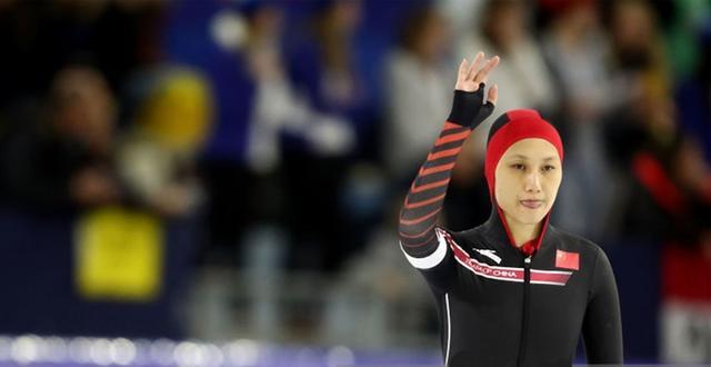 速滑世界杯1000米张虹第15 日本双姝包揽冠亚