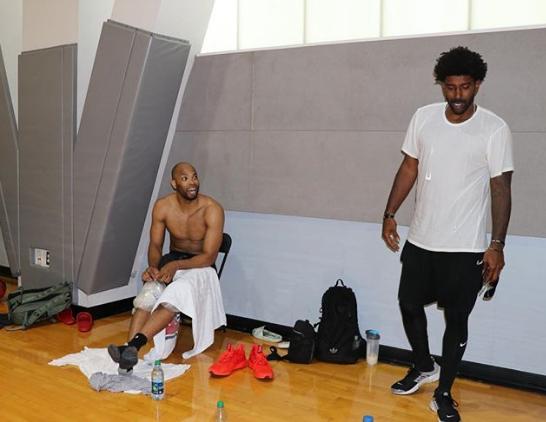 O.J.梅奥禁赛期间坚持训练 探花秀盼未来重返NBA