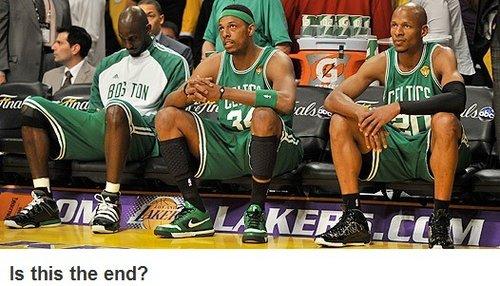 NBA官网:输冠军意味毁灭 三巨头时代将终结