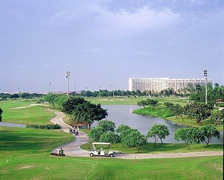 广州君兰国际高尔夫俱乐部球场介绍