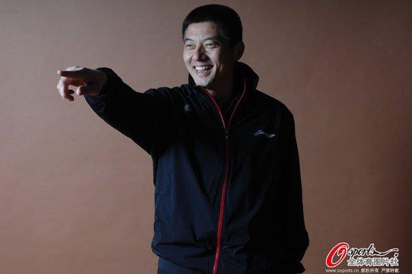 四川任马跃南为i主帅 履历丰富曾执教中国女篮
