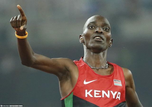 男子1500米肯尼亚包揽金银牌 摩洛哥选手摘铜