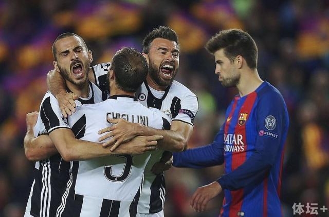 梅西正在老去 尤文攻破意大利足球百年坚冰