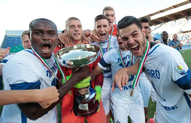 意大利青年联赛国米2:1佛罗伦萨 时隔5年再问鼎