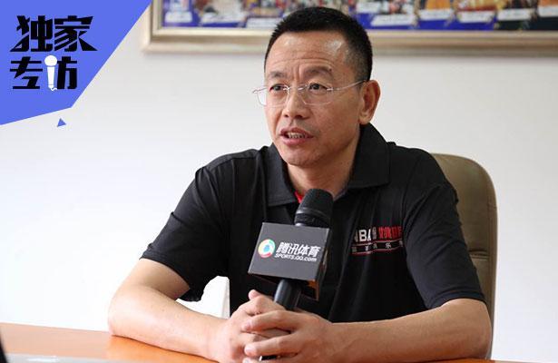 专访陆浩:公开赛为青少年提供战场 没理由不出国手