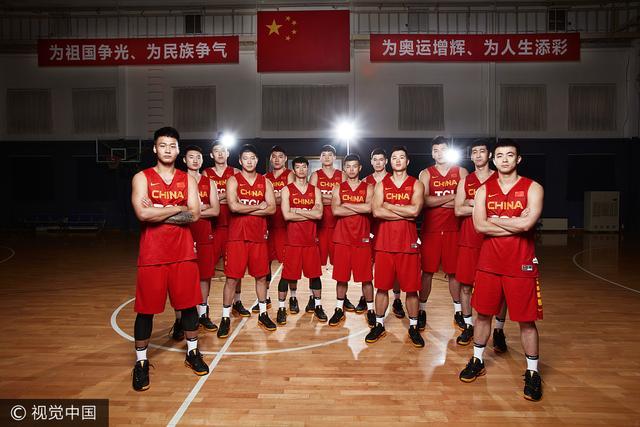 男篮红队将赴美练兵 对阵五支NBA夏季联赛队