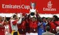 视频:2009酋长杯 阿森纳经典5佳球+颁奖瞬间
