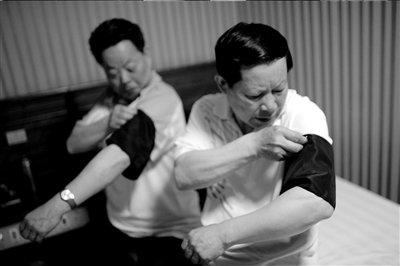太极宗师冯志强去世