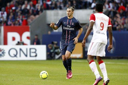 全场集锦:伊布梅开二度救主 巴黎2-1逆转南锡截图