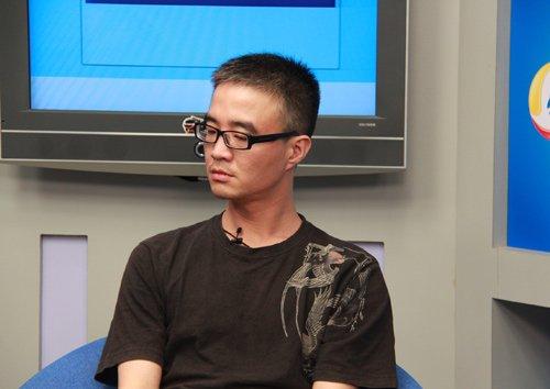 周才鸿,苏浩做客腾讯体育