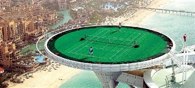 球队玩体育:当网球有钱拿天王球迷打土豪mlba球队楼顶图片