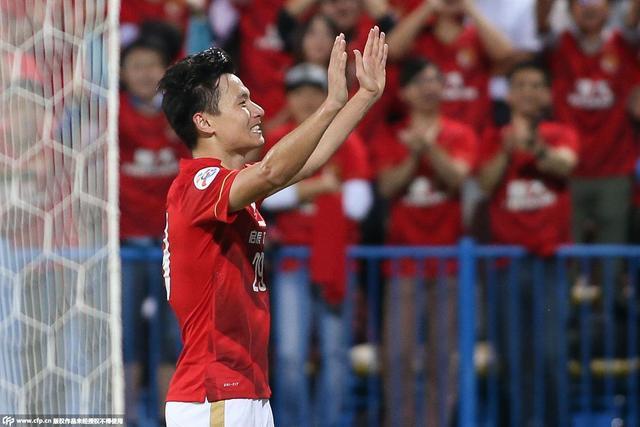 现场:黄博文角球助攻 郜林头槌破门扩大比分