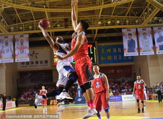 NBL-湖南悍将53分难挽败局 再负陕西总分0-2