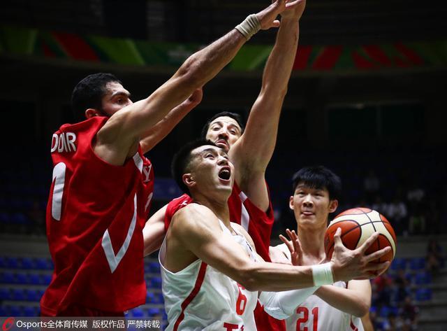 15分逆转!男篮险胜叙利亚晋级八强 将战澳洲