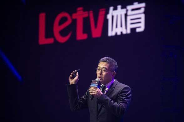 现已成为乐视首席内容官的刘建宏